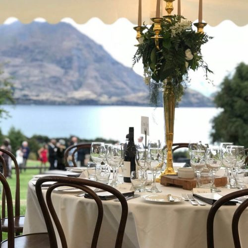 Candleabrella - Wanaka wedding stylists