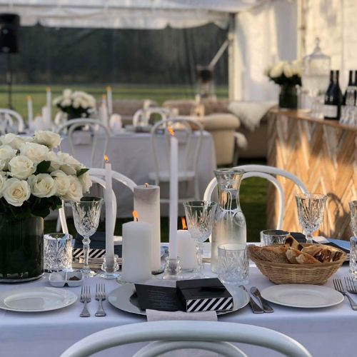 Clear tent - Horseshoe Bend - Best Wanaka Wedding Venues