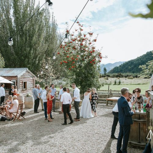 Corbridge Woolshed - Best Wanaka wedding venues