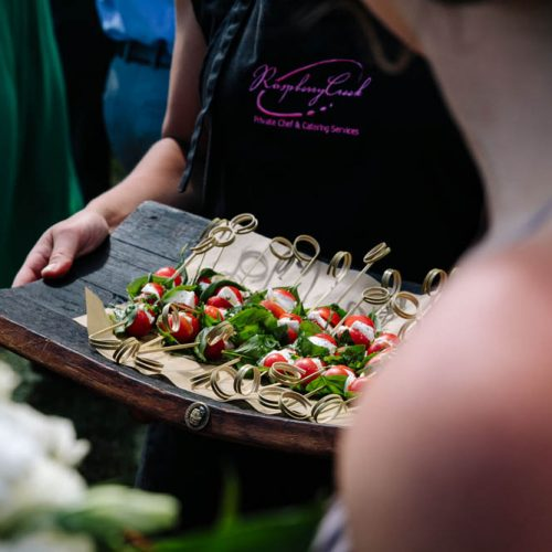 Canapes - Raspberry Creek Food Co, best Wanaka catering company