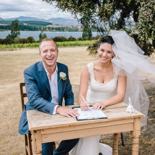 Rippon Vineyard - Premium wedding venue Wanaka