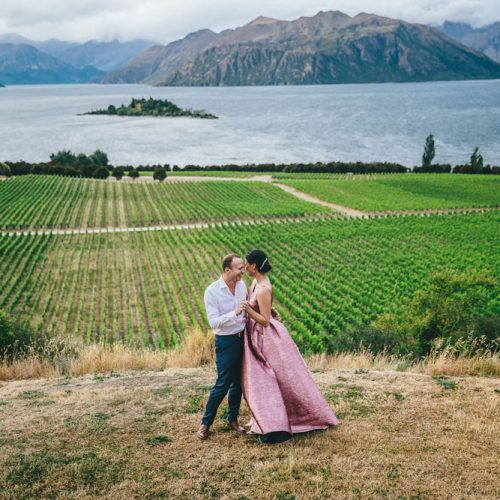 Raspberry Creek Food Co - Vineyard Wedding