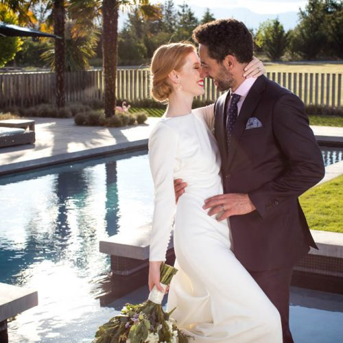 Luxury Wanaka wedding venues - Swimming Pool
