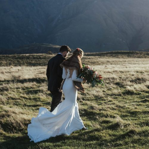 Photo by The Good Wedding Company - Wanaka Weddings