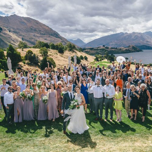 Wanaka Wedding - Raspberry Creek Food Co Catering