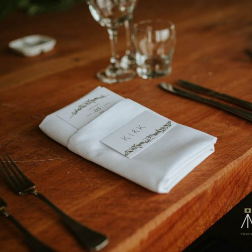 Table settings - Raspberry Creek Food Co