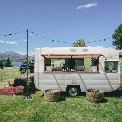 Wanaka caravan bar - Drinks Packages