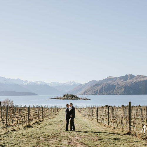 Wanaka Wedding location - Rippon