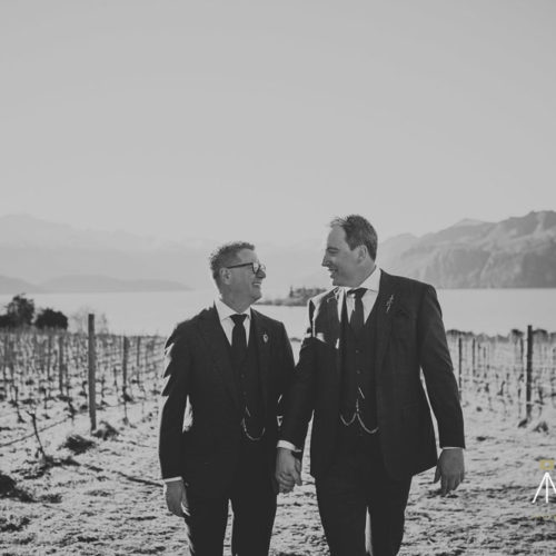 Rippon Wedding - Groom & Groom - Raspberry Creek Food Co