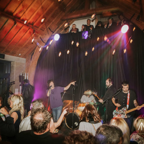 Rippon Hall Wanaka - Live Band
